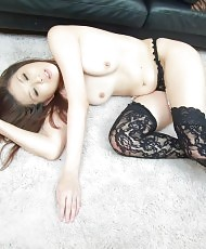 Dp for gorgeous Asian slut