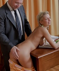 Hot action in a hotel
